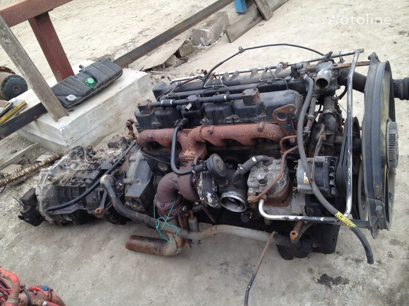двигател  D0826LF07 из Германии гарантия за влекач MAN 190