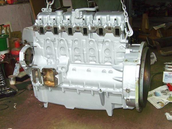 двигател за челен товарач MAN D0826 LF 06