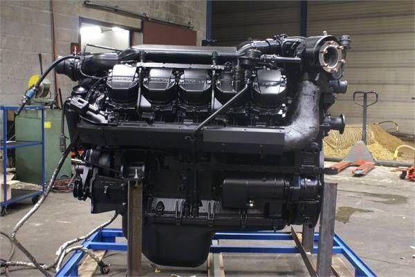 двигател за друга строителна техника MAN D2840 LF 25