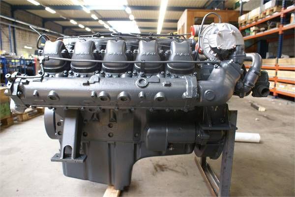 двигател за друга строителна техника MAN D2840LE