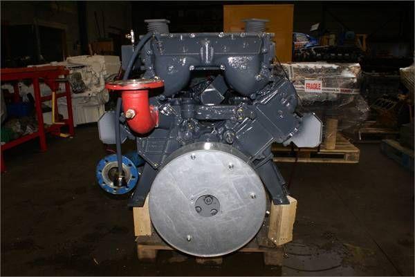 двигател за камион MAN D2842LE211