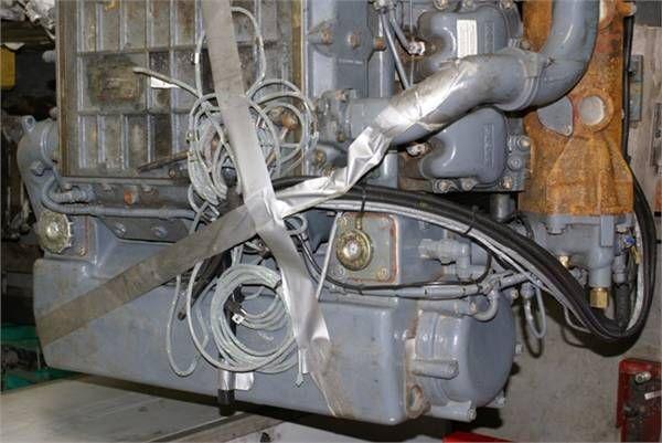 двигател за багер MAN D2842LE405