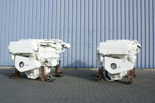 двигател за влекач MAN D2842LE409