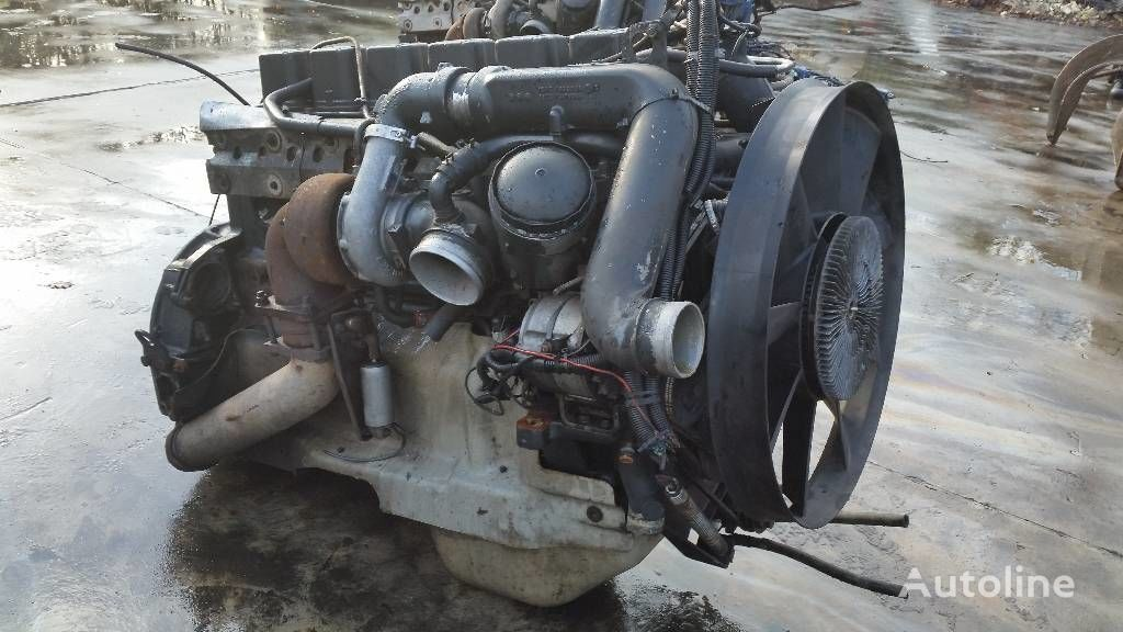 двигател за камион MAN D2866LF20