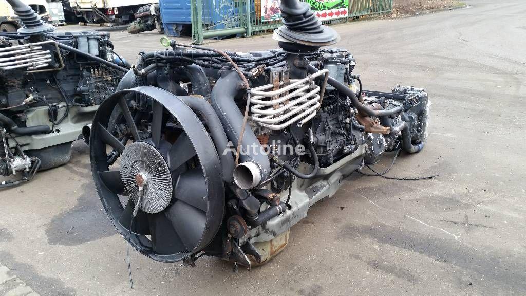 двигател за влекач MAN D2866LF20