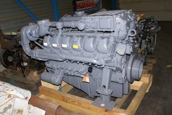 нов двигател за друга строителна техника MAN NEW FACTORY ENGINES