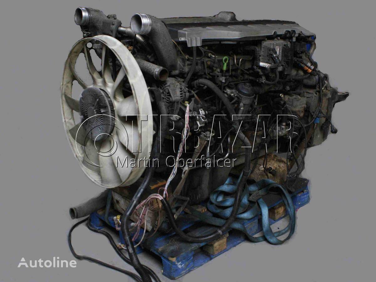 двигател за камион MAN motor 480 HP