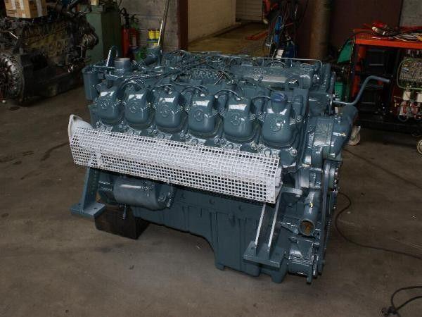 двигател за друга строителна техника MERCEDES-BENZ OM 404