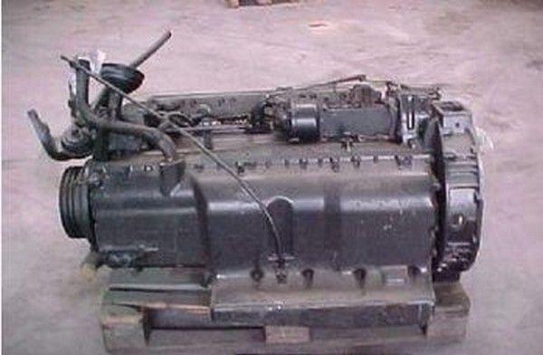 двигател за друга строителна техника MERCEDES-BENZ OM 407