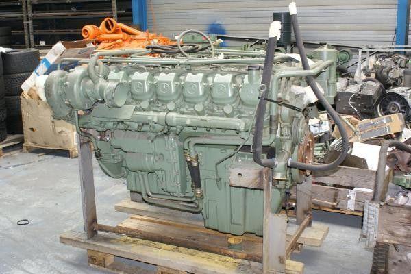 двигател за друга строителна техника MERCEDES-BENZ OM 424 A