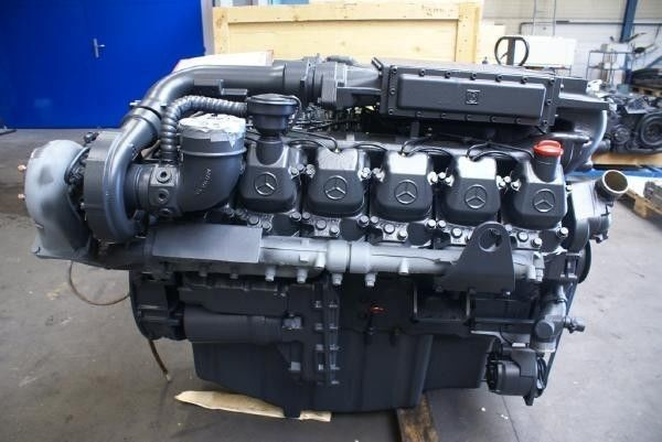 двигател за друга строителна техника MERCEDES-BENZ OM 444 LA