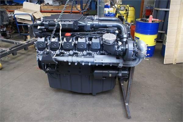 двигател за багер MTU 12V183 LONG-BLOCK