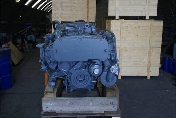 двигател за друга строителна техника MTU 8V183 TE93