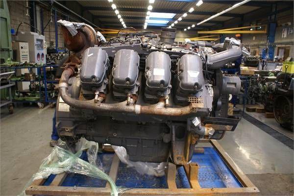 двигател за друга строителна техника SCANIA DC16