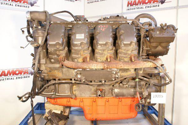 двигател за влекач SCANIA DC1602