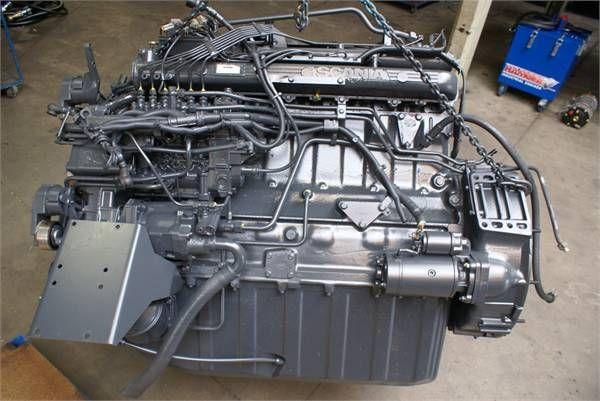 двигател за друга строителна техника SCANIA DC9.05