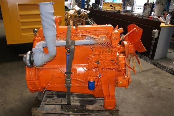 двигател за багер SCANIA DS11