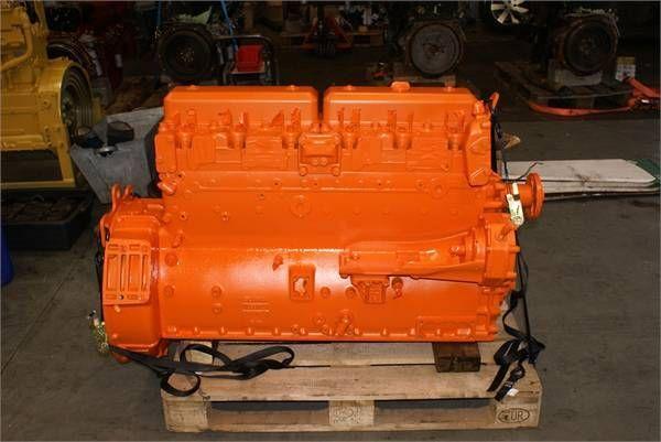 двигател за друга строителна техника SCANIA DSI 11