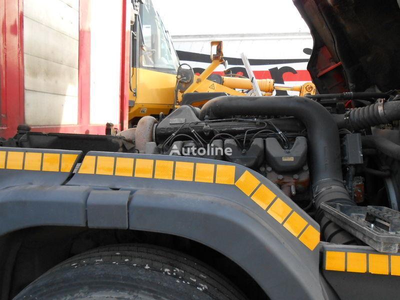 двигател  DSC 1415 L02 SCANIA 144 DSC1415L02 V8 PS 460/530 за камион SCANIA Mod 144 PS 460/530