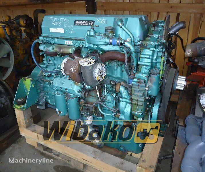 двигател  Engine Detroit diesel SERIES 60 (SERIES60) за багер SERIES 60