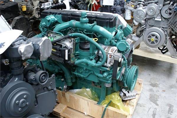 двигател за багер VOLVO D7E