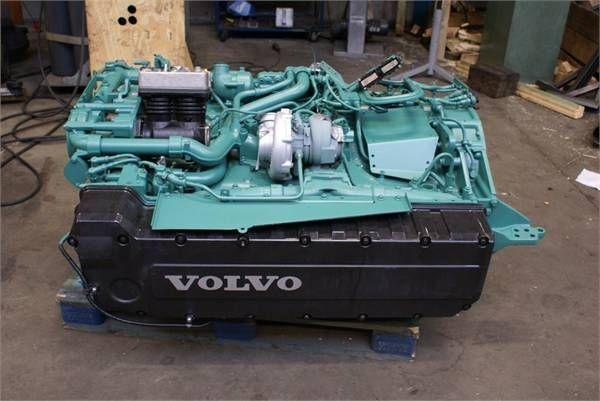 двигател за автобус VOLVO DH12