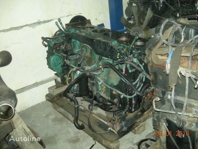 двигател  D12D, D12A, D12C за влекач VOLVO FH12 420