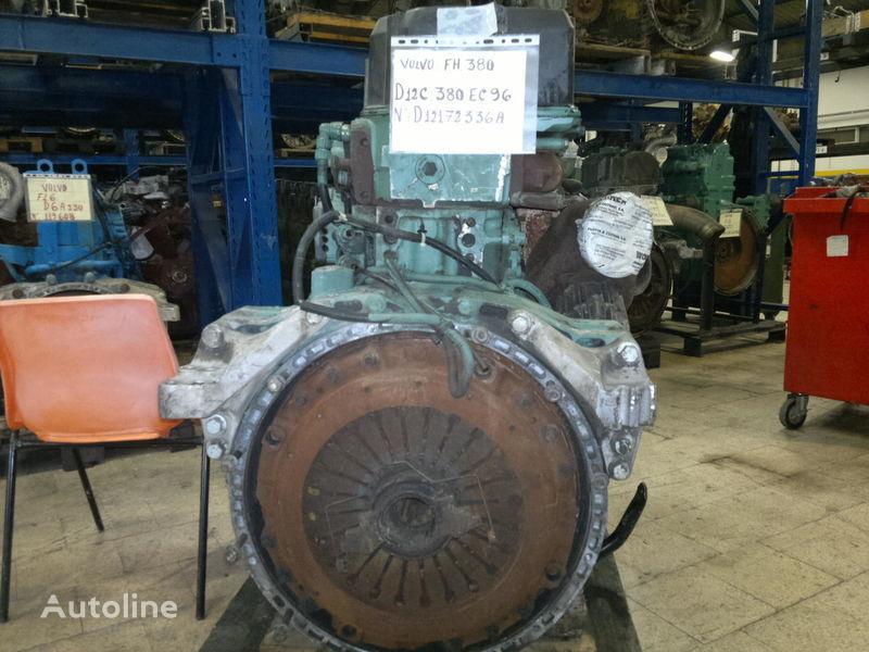 двигател  D12C-380HP Volvo D12C за камион VOLVO FH12 / L180