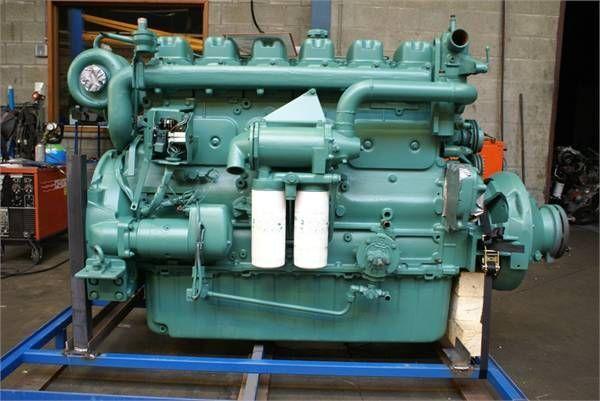 двигател за валяк VOLVO TD121C