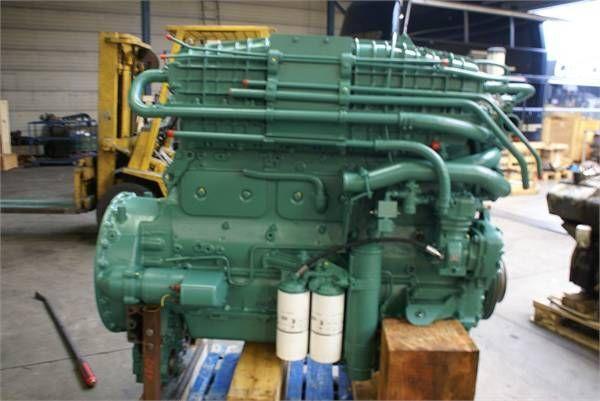двигател за друга строителна техника VOLVO TD122KAE