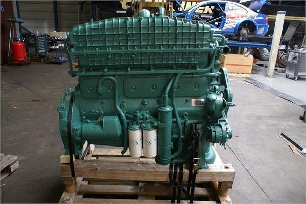 двигател за багер VOLVO TWD 1210 G