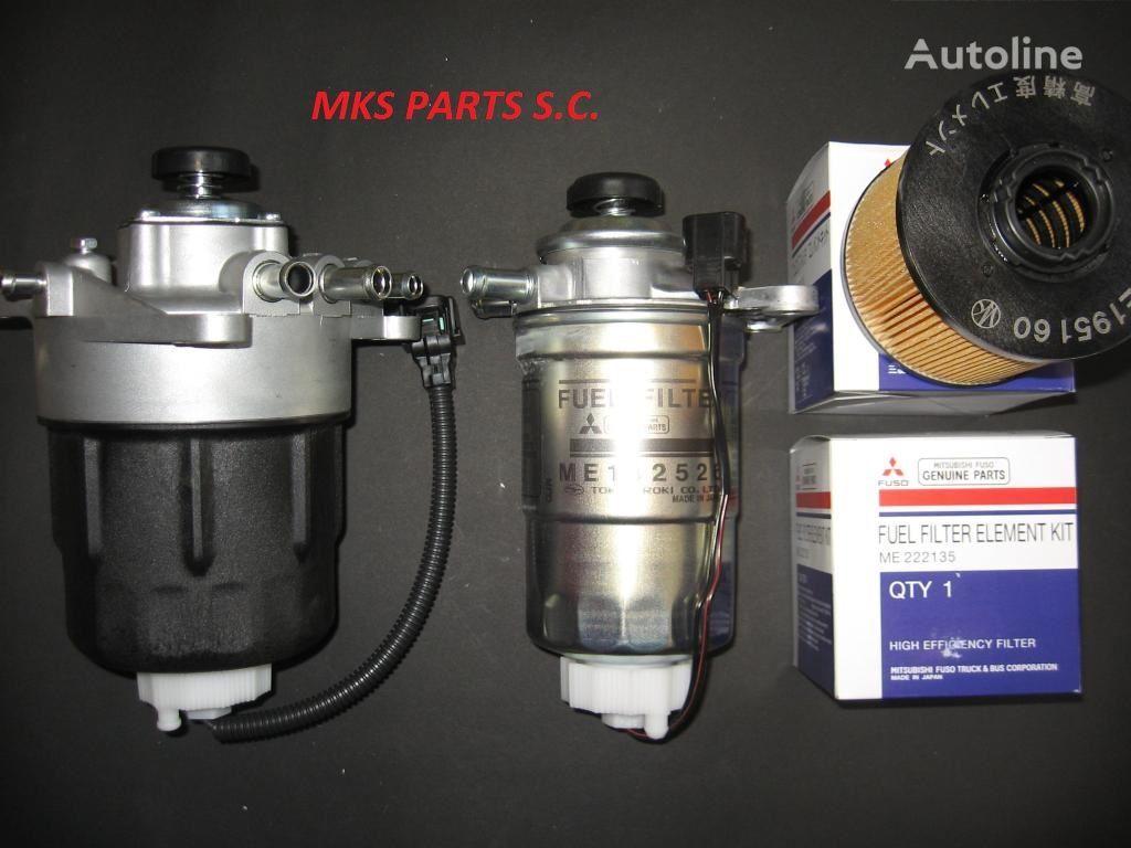 нов горивен филтър  - FUEL FILTER ASSY - за камион MITSUBISHI CANTER FUSO