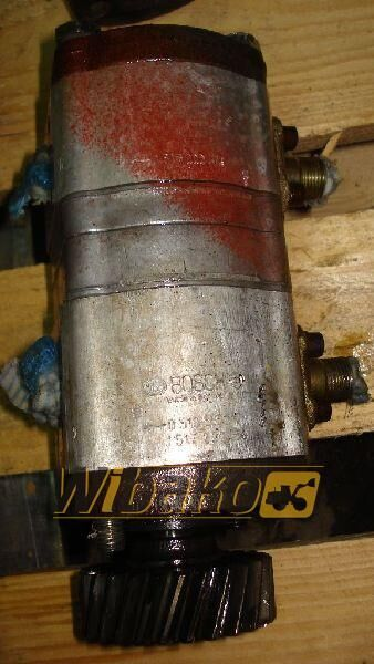 хидравлична помпа  Hydraulic pump Bosch 0510565317 1517222364 (05105653171517222364) за булдозер 0510565317 1517222364