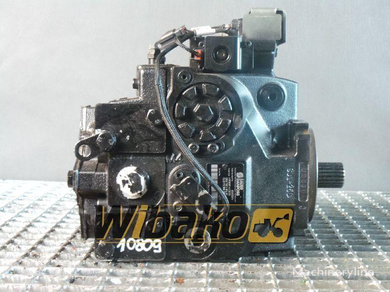 хидравлична помпа  Hydraulic pump Sauer H1P069RAC3C2CD6KF1H3L45L45CL32P2NNND6F за багер H1P069RAC3C2CD6KF1H3L45L45CL32P2NNND6F
