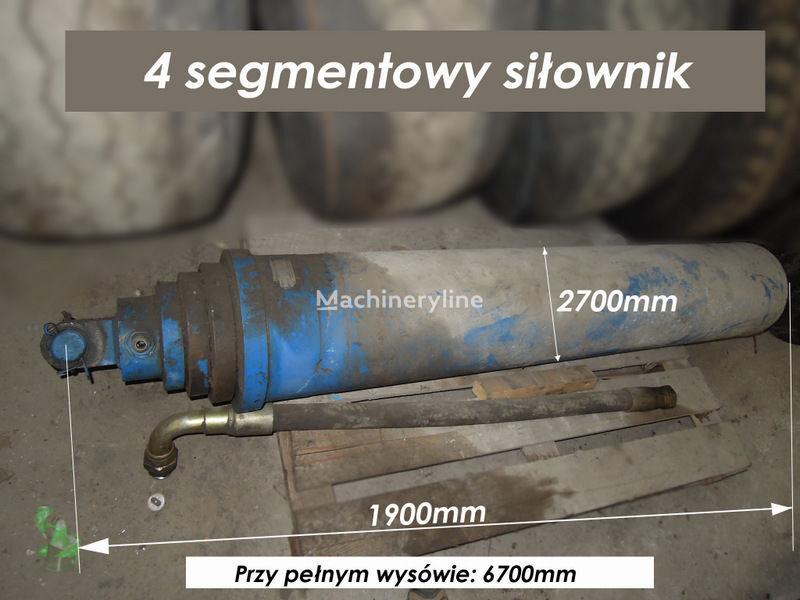 хидроцилиндър за комунална техника