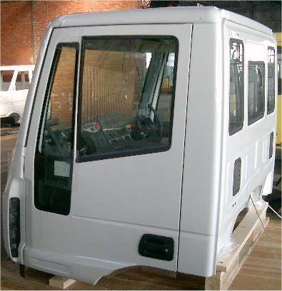 нова кабина  IVECO CABINA TECTOR MLREVESTIDA за камион IVECO ML CORTA TECHO BAJO