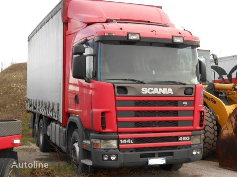 кабина  CR 19 за камион SCANIA 144L 460/530 PS