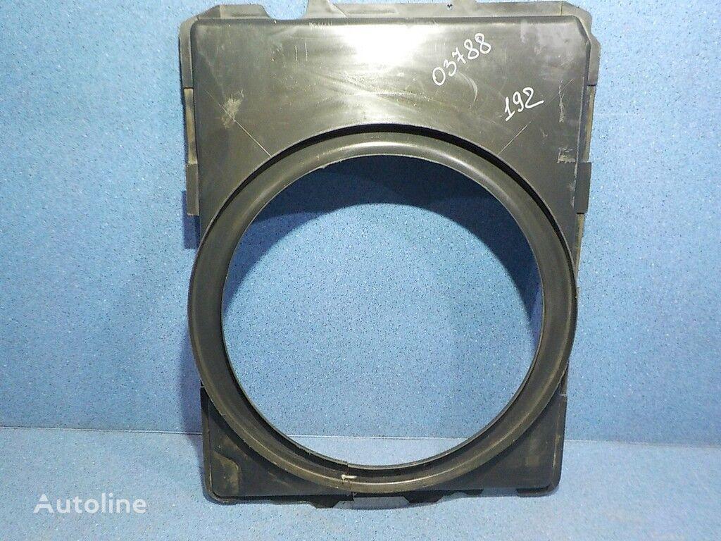 калъф на вентилатора  Диффузор вентилятора Mercedes Benz за камион