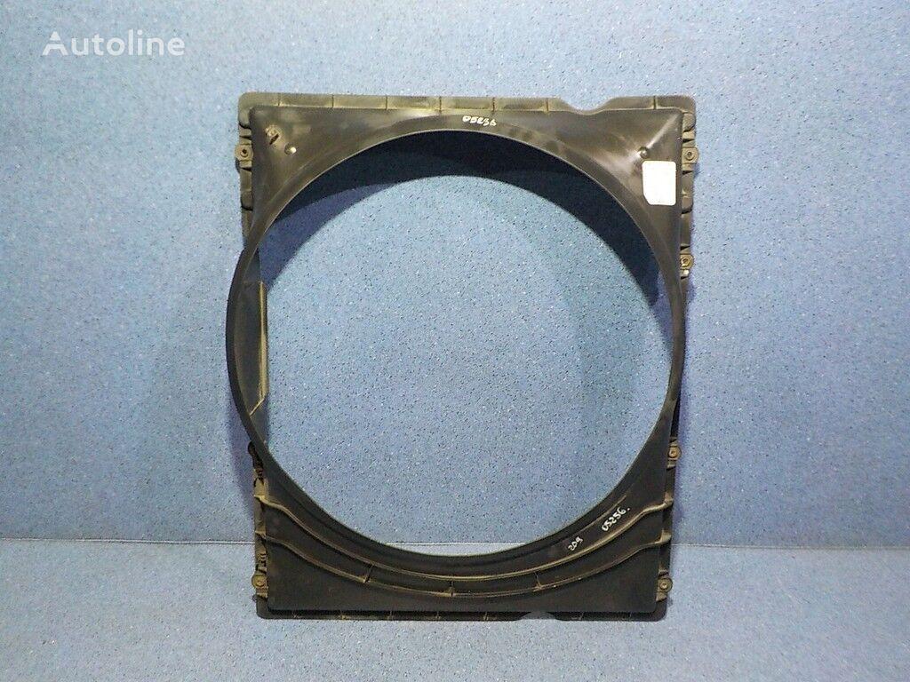 калъф на вентилатора  Диффузор вентилятора Volvo за камион