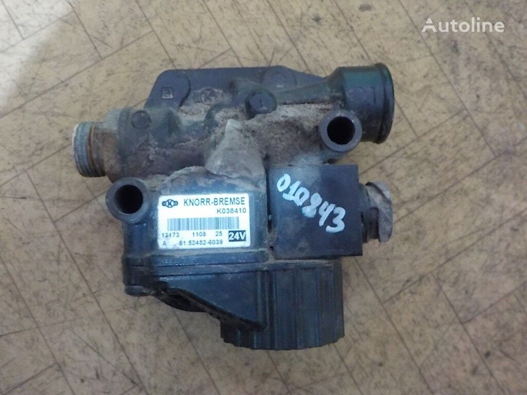 клапан  MAN Регулировочный ABS за камион