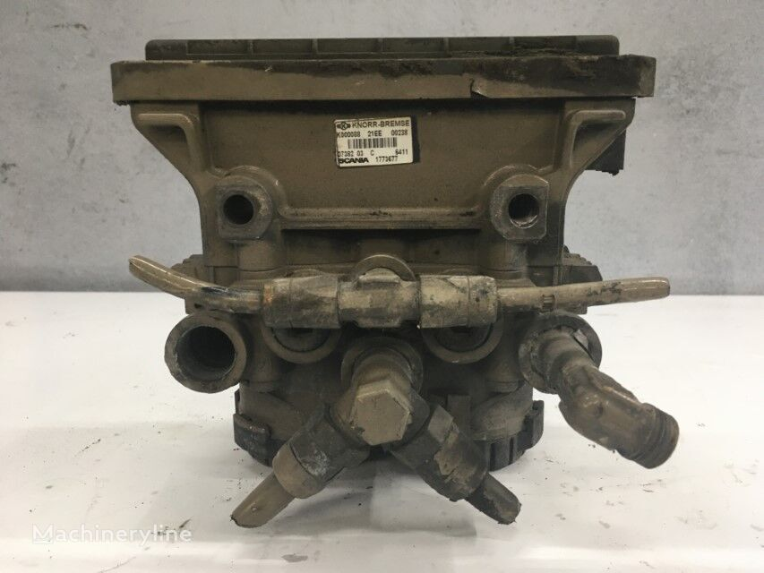клапан  EBS Drukregelventiel R440 за друга строителна техника SCANIA EBS Drukregelventiel R440