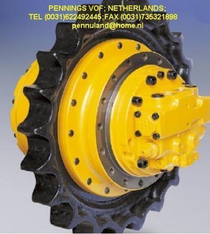 колесен диск за багер