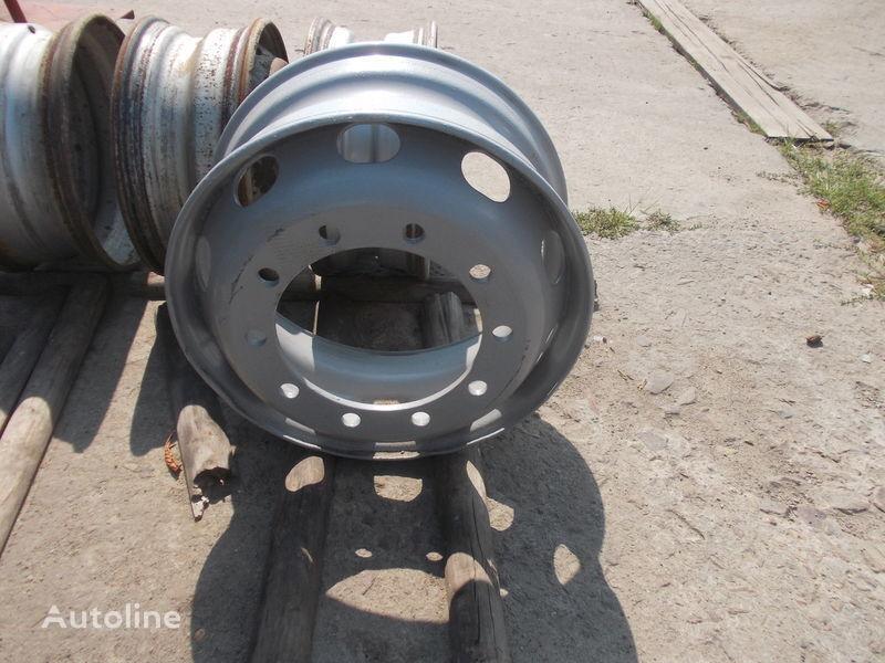 колесен диск  9х22,5 за влекач