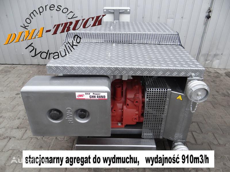 нов компресор за въздух  CS80 agregat elektryczny за камион Agregat elektryczny GHH CS80