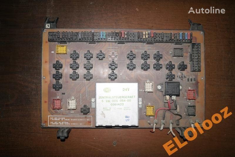 кутия с предпазители за камион DAF KASETA SKRZYNKA TABLICA BEZPIECZNIKÓW DAF 0223698