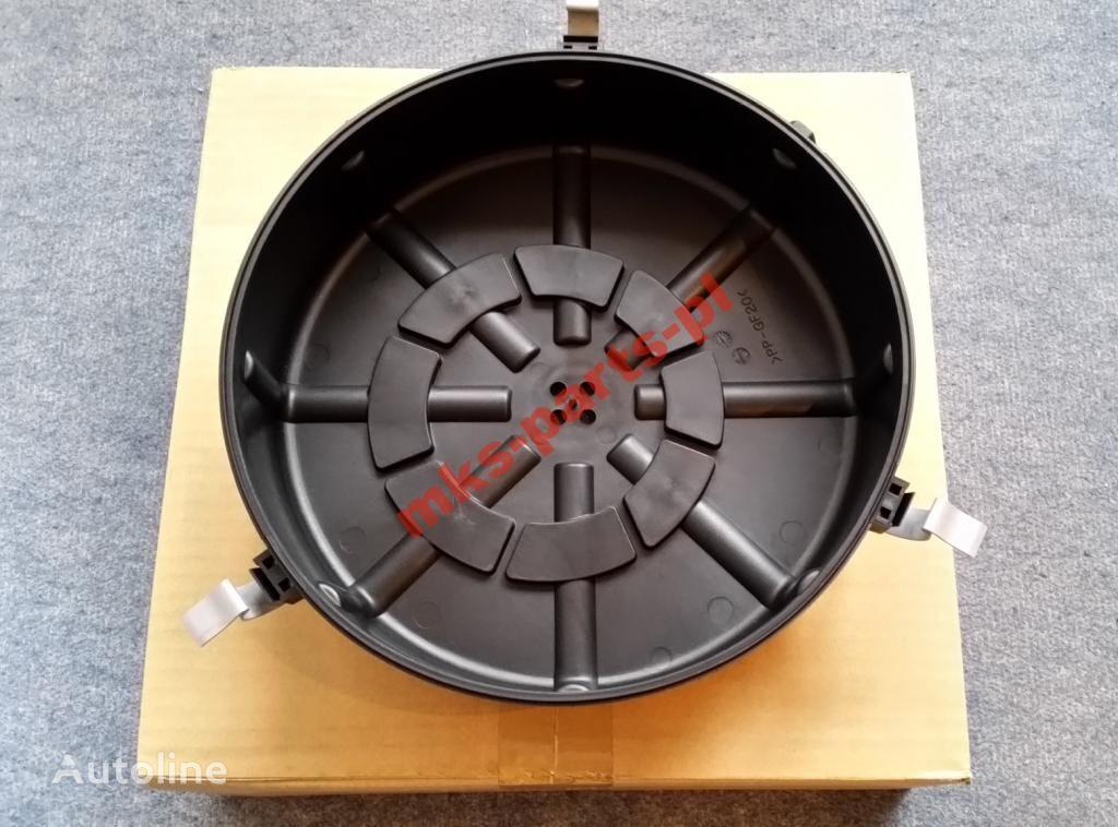 нов кутия за въздушен филтър  - AIR CLEANER/FILTER COVER - за камион MITSUBISHI CANTER FUSO
