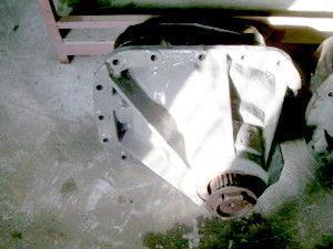 мост  RS1370HV за камион VOLVO FH 6x4