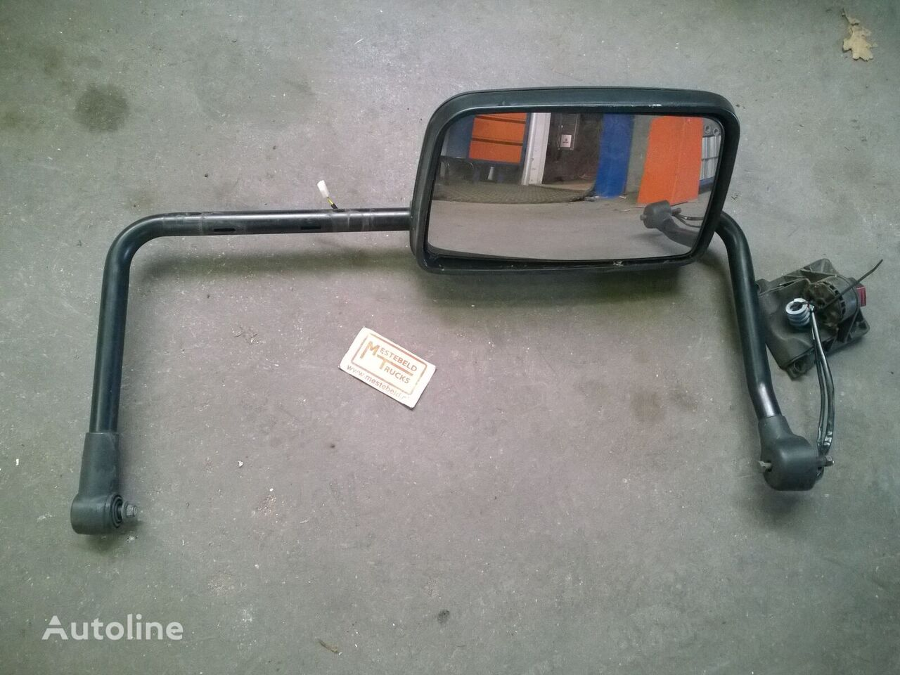 огледало за влекач DAF Spiegel + steun LF45 rechts