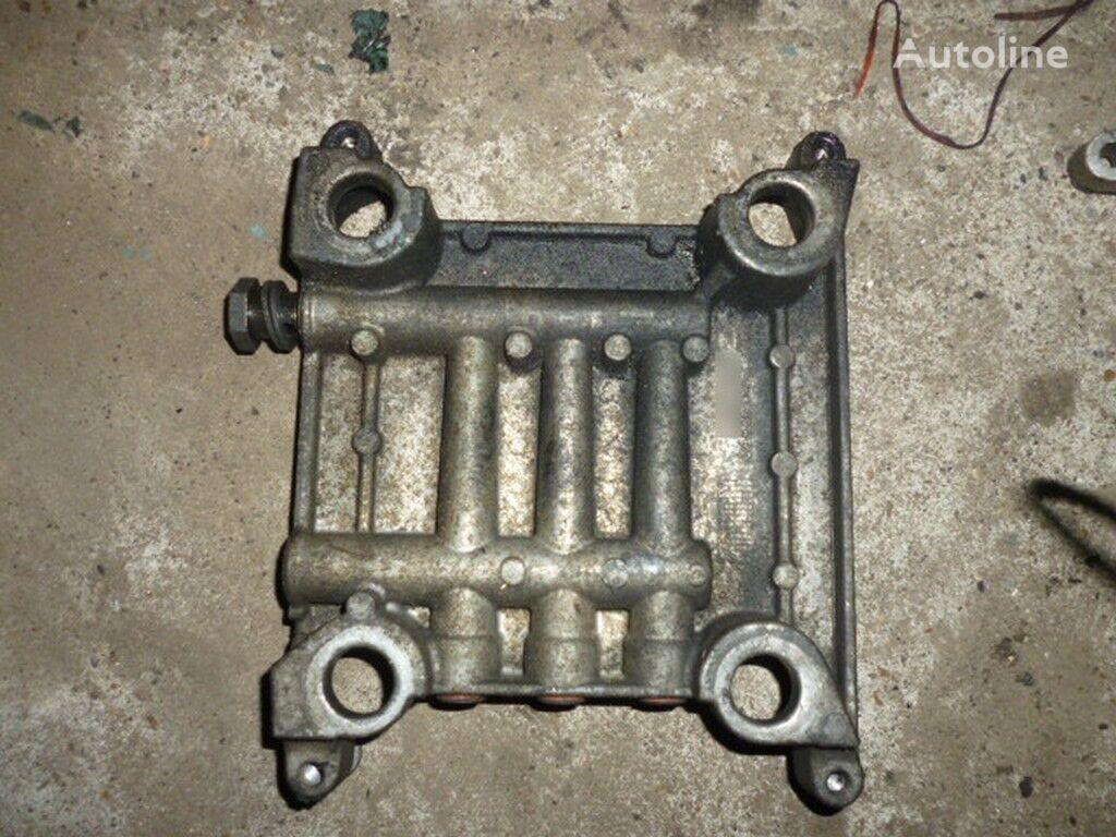 охлаждане на двигателя радиатора  топливный (блока управления двигателем) Scania за камион