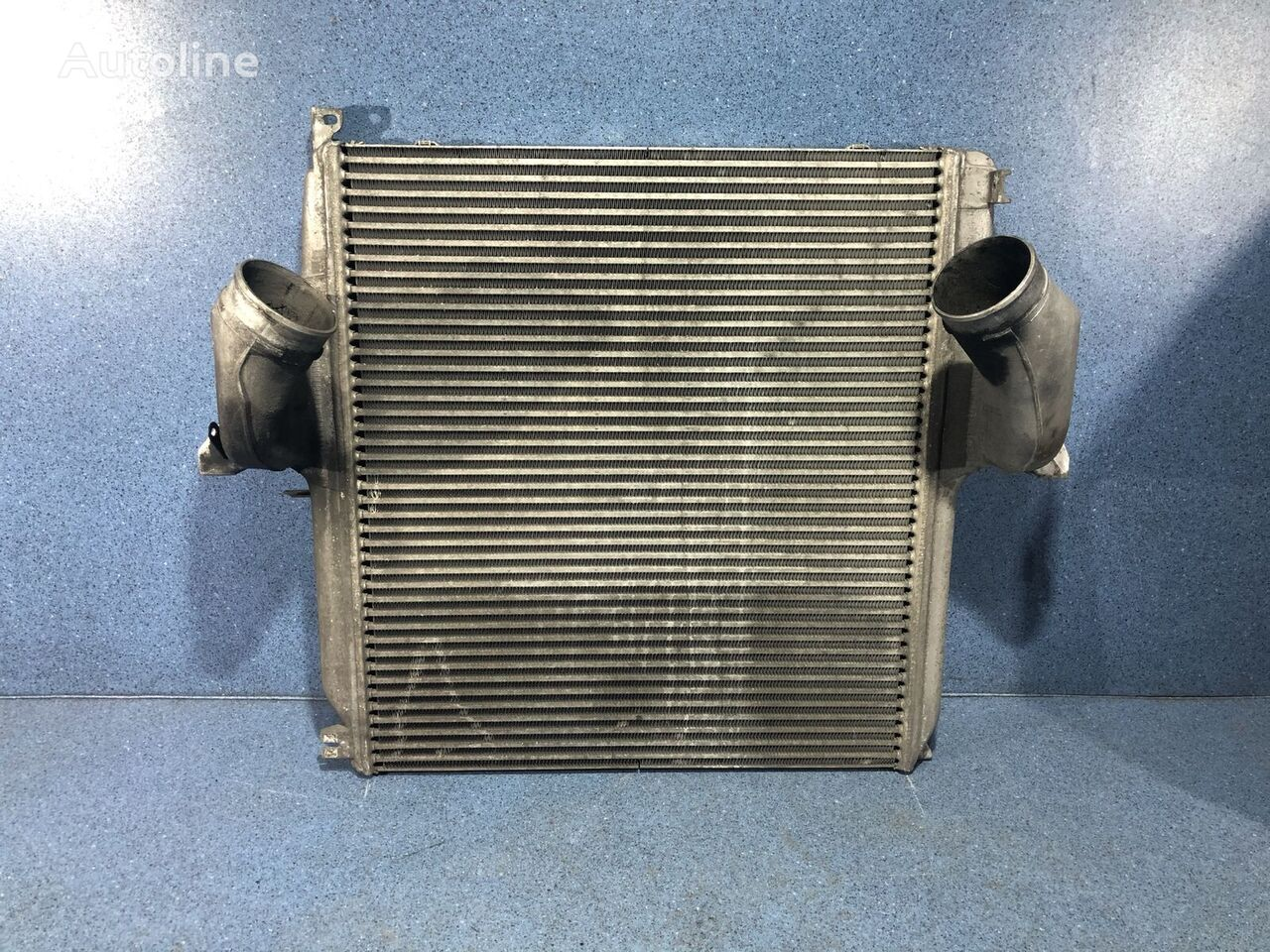 охлаждане на двигателя радиатора  Интеркулер за камион
